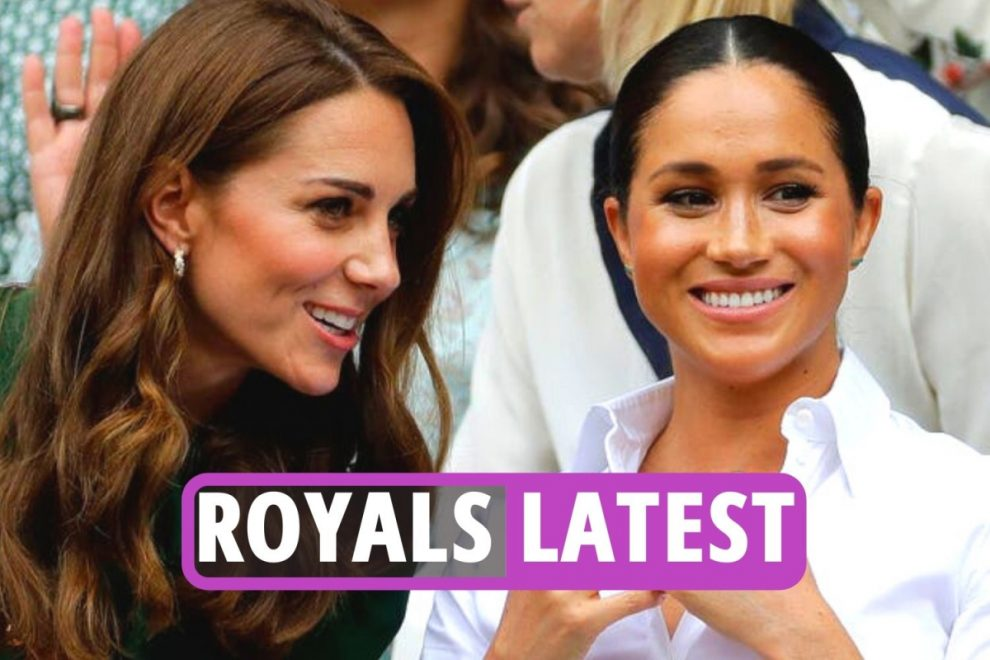 Royal Family news – Kate Middleton REFUSES to let Meghan's shock 'crying' claims get to her and 'rises above the drama'
