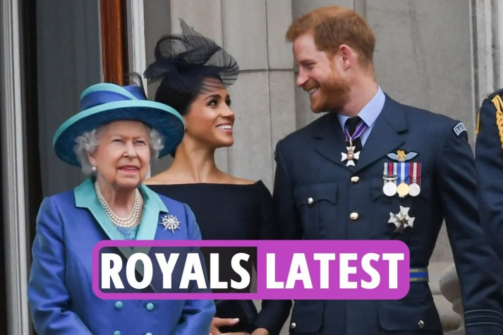 Royal Family news – Terrified Queen 'wont slam door on Prince Harry' because she fears the 'devastating consequences'