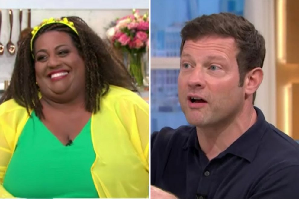 This Morning viewers shocked at Alison Hammond and Dermot O'Leary's 'dirty jokes' as the talk about loud sex