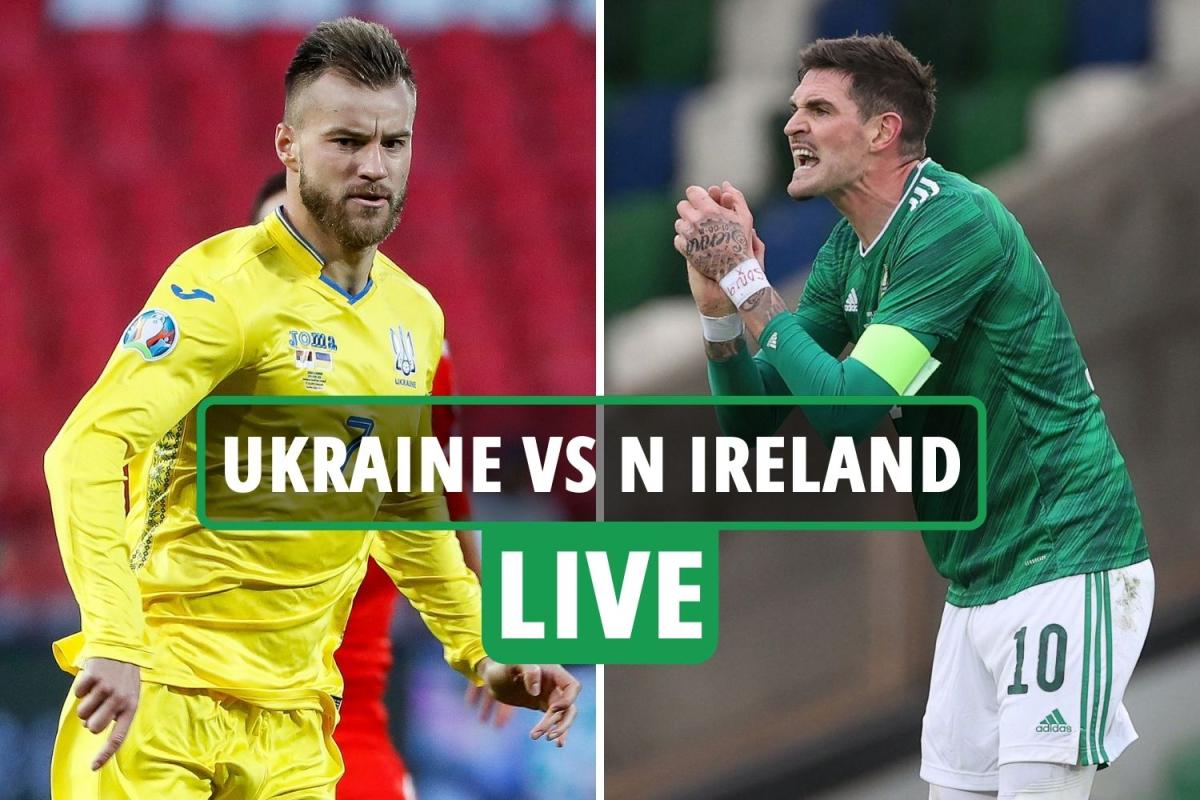 Ukraine vs Northern Ireland LIVE: Stream, score, TV channel as match UNDERWAY – Euro 2020 warm-up latest updates