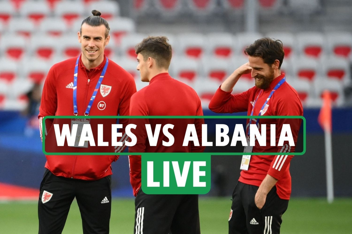 Wales vs Albania LIVE: Stream FREE, TV channel, team news CONFIRMED – Euro 2020 warm-up latest updates