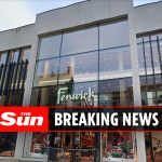 'Concern for welfare of child' shuts high street as emergency services swarm high end department store in Essex