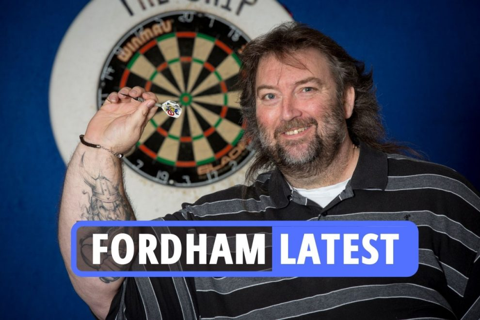 Andy Fordham dead latest – Darts legend's cause of death revealed to be major organ failure as The Viking dies aged 59