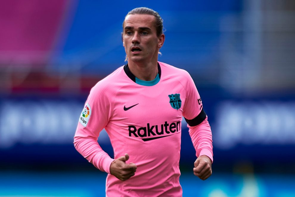 Antoine Griezmann 'wasn't told Barcelona were negotiating transfer with Atletico Madrid' making swap deal 'complicated'