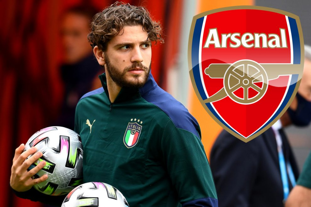 Arsenal in Manuel Locatelli transfer boost as Sassuolo confirm talks with 'club from abroad' despite Juventus interest