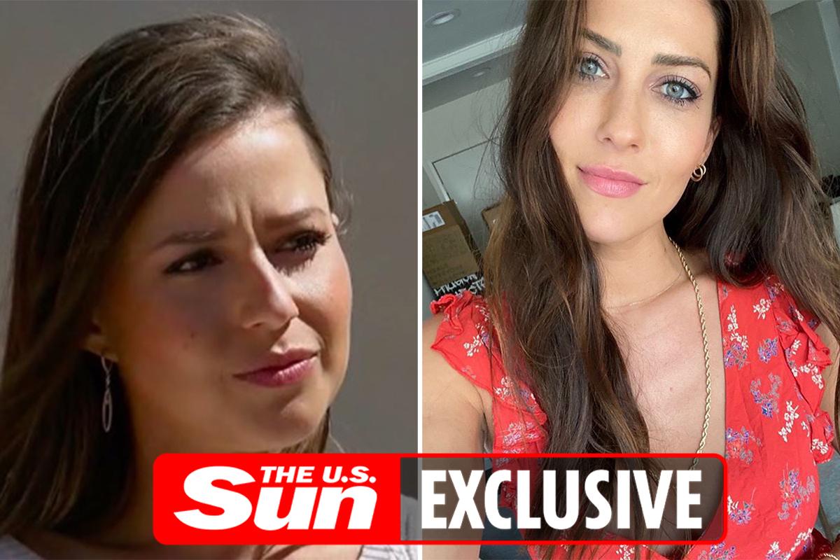 Bachelorette Becca Kufrin dates Katie Thurston's villain on Bachelor In Paradise after nasty split with fiance Garrett