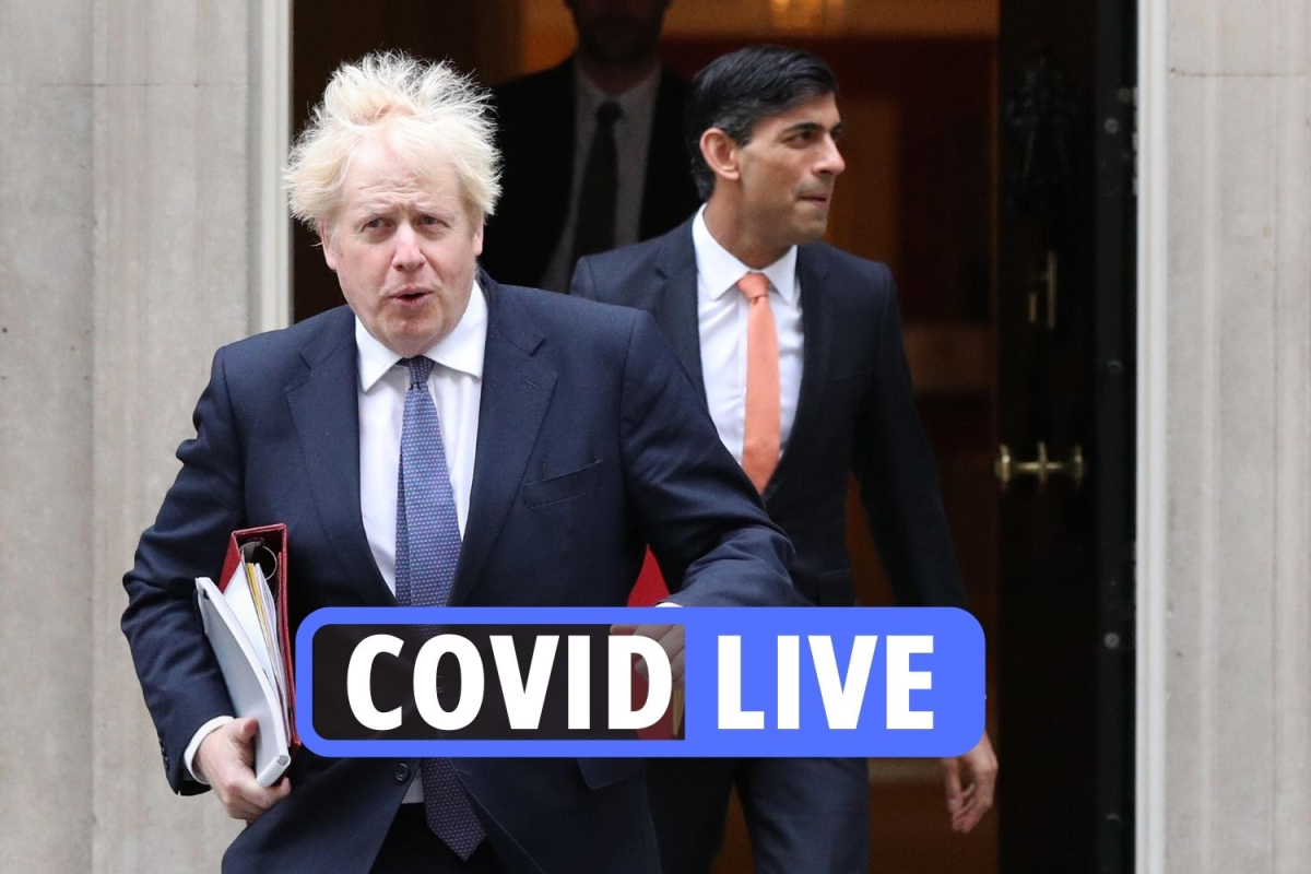 Coronavirus UK news – Boris Johnson isolating for Freedom Day TODAY but insists now is right time to lift Covid rules