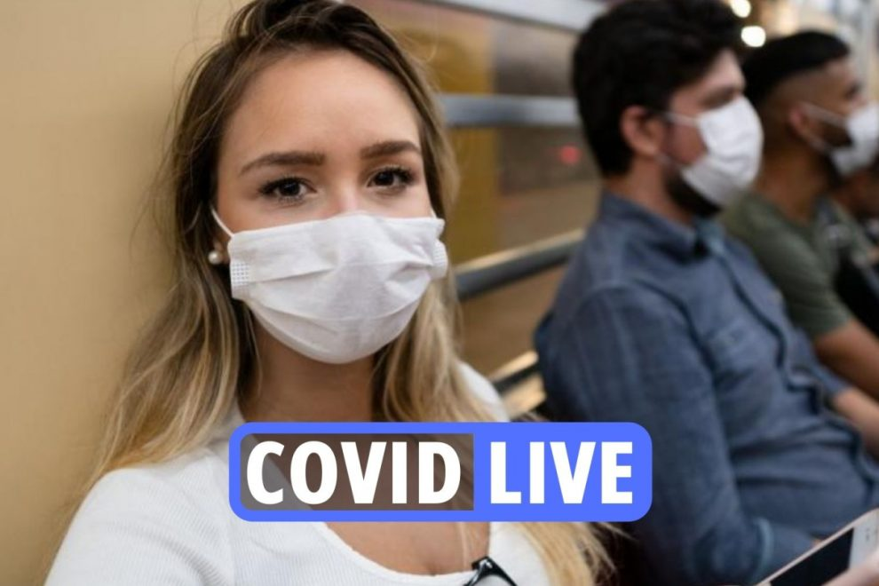 Coronavirus UK news – Freedom Day to feel like LOCKDOWN with covid face masks everywhere, table service & work from home