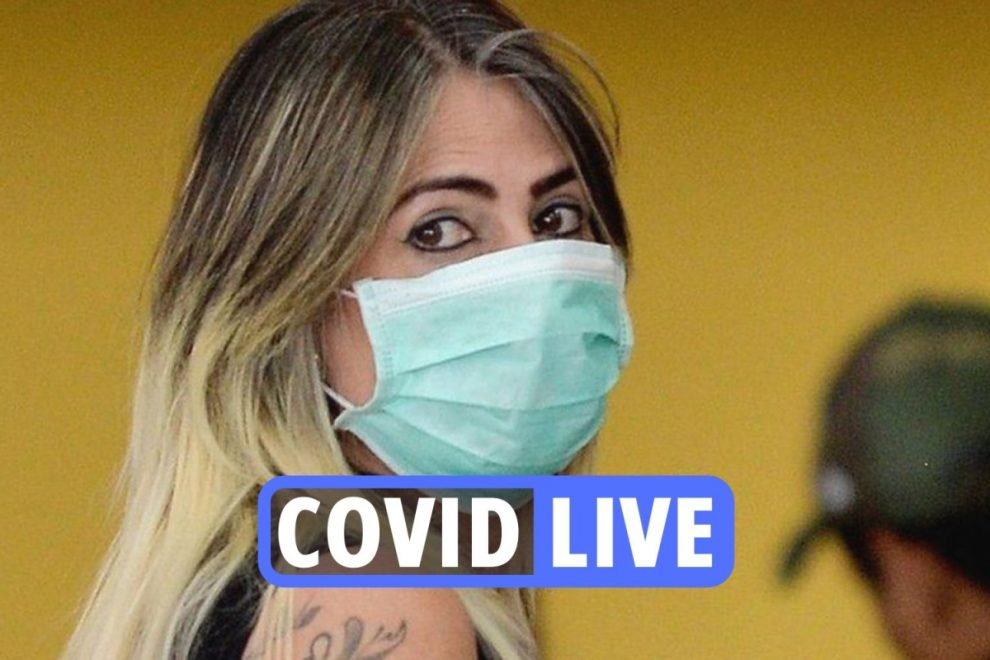 Coronavirus UK news – Lockdown to RETURN in 11 WEEKS with hospitalisations rising by 2,000 every day, experts fear