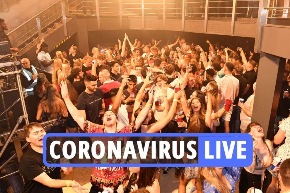 Coronavirus news UK latest: Vaccine passports for nightclubs in September as Boris Johnson says pandemic 'far from over'