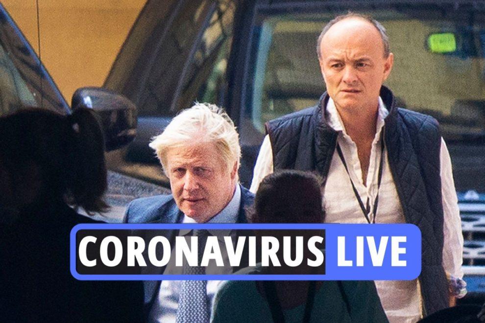 Covid news UK latest: Dominic Cummings says Boris Johnson 'put his career ahead of lives' as he spills No.10 secrets