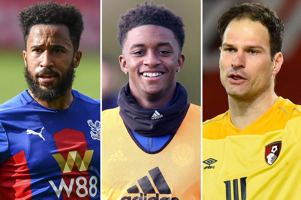 Everton in 'advanced talks' over Demarai Gray and Andros Townsend transfers as Benitez completes deal for Asmir Begovic