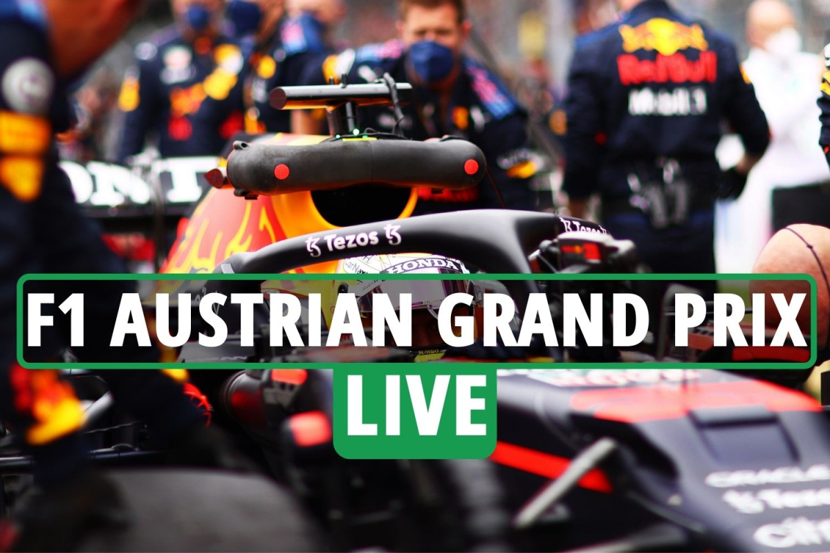 F1 Austrian Grand Prix LIVE RESULTS: Race UNDERWAY, Verstappen leads, Hamilton strong start – stream, TV, latest updates