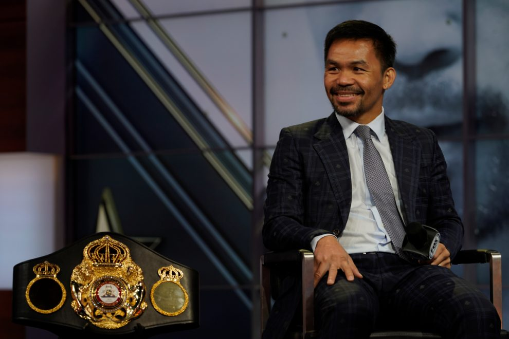 Furious Manny Pacquiao's team accuse WBA of stealing his world title after making him 'champion in recess'