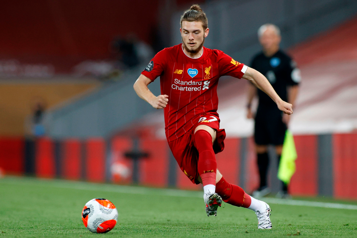 Harvey Elliott, 18, signs new long-term Liverpool contract and vows to break into Jurgen Klopp's first-team