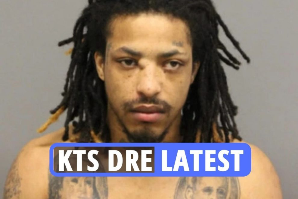 KTS Dre dead latest – Rapper, 31, dies after being shot 64 TIMES while leaving jail in deadly Chicago ambush