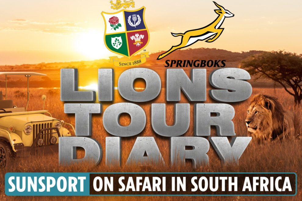 Lions 2021 Tour Diary: Zoom capping ceremonies, no swapping shirts and police road-blocks on curfew-busting drives