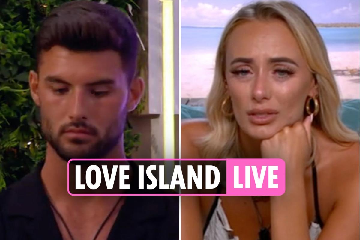 Love Island 2021 – Faye breaks down in tears, Millie 'can't forgive' Liam's betrayal & Toby admits regret in recoupling
