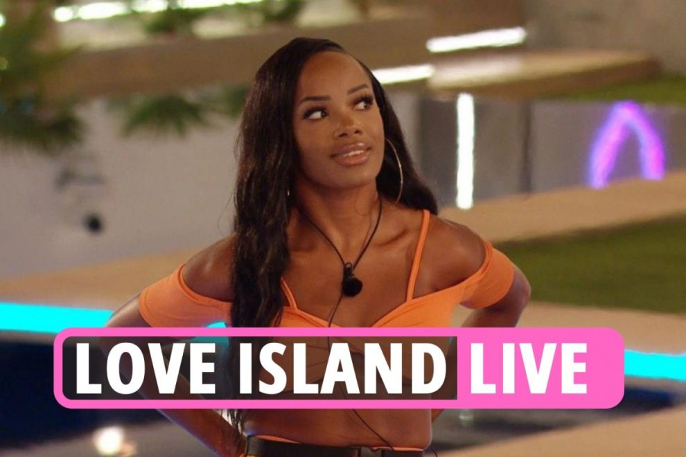 Love Island 2021 LIVE – Rachel Finni SHOCKS fans as new bombshell contestant makes ludicrous cooking blunder