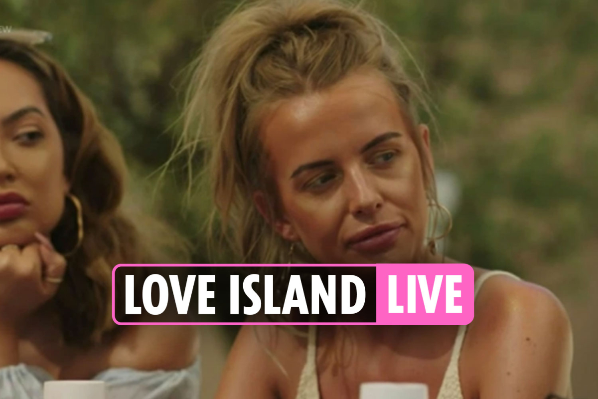 Love Island 2021 latest – Fans convinced Faye is in a secret feud after boys pick Chloe as most attractive