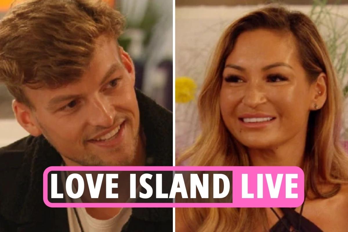 Love Island 2021 latest – Hugo flirts with AJ as Aaron sets his sights on Lucinda ahead of new arrival Danny
