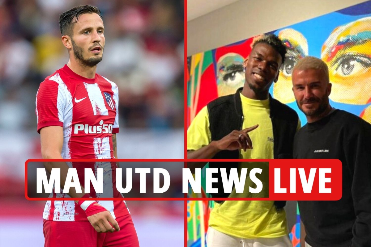 Man Utd transfer news LIVE: Saul Niguez could join if Pogba leaves, Varane deal CONFIRMED, Trippier LATEST
