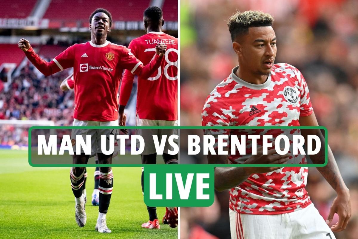 Man Utd vs Brentford LIVE: Stream, TV channel, score – Elanga strike cancelled out by Shandon Baptiste