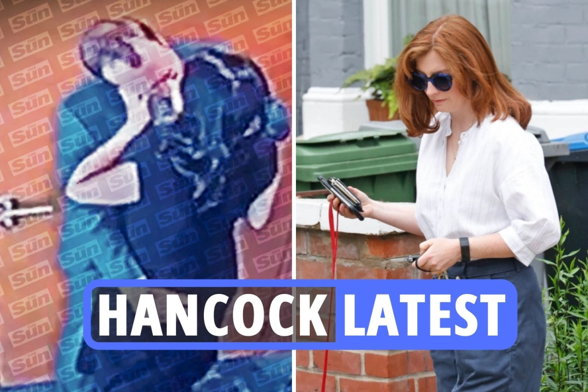 Matt Hancock video latest – Gina Coladangelo's husband's AGONY as she dumps him for love rat former Health Secretary