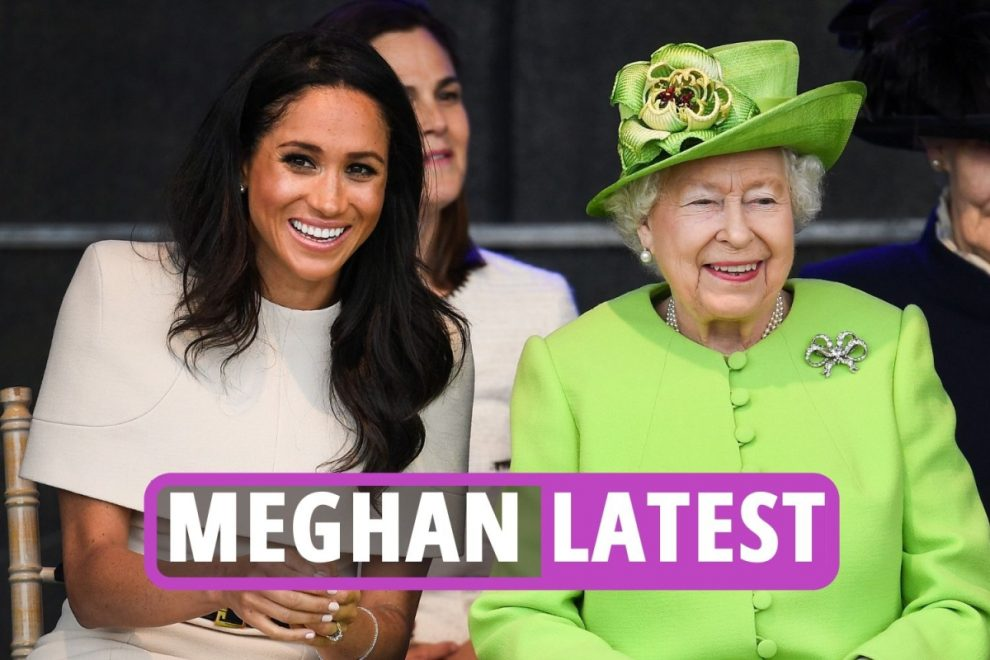 Meghan Markle latest news – Queen was MANIPULATED and taken advantage of by Prince Harry and Duchess, expert claims