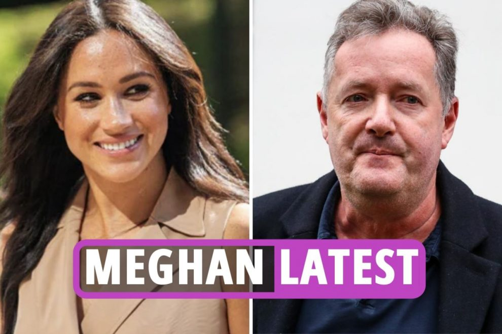 Meghan Markle news latest – I will NEVER apologise to 'sulking' Duchess, Piers Morgan rages as he doubles down on feud