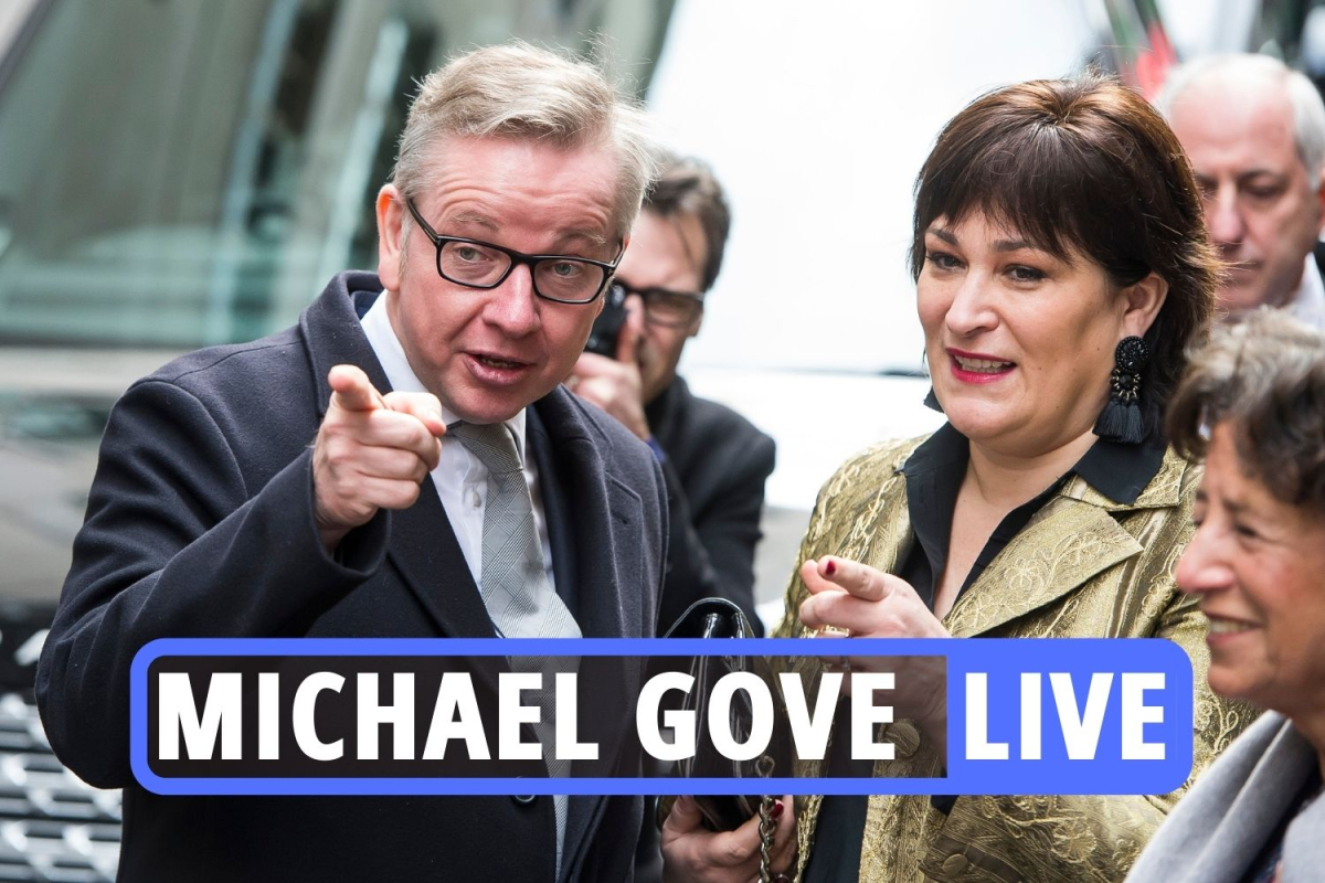 Michael Gove divorce latest – Tory MP & Sarah Vine 'agree to separate' ending 20-year marriage after 'drifting apart'