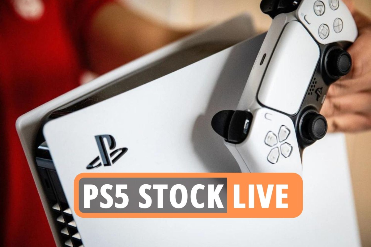 PS5 UK stock LIVE – Game has 8,000 Playstation consoles on sale NOW, plus latest at Argos, Smyths and more