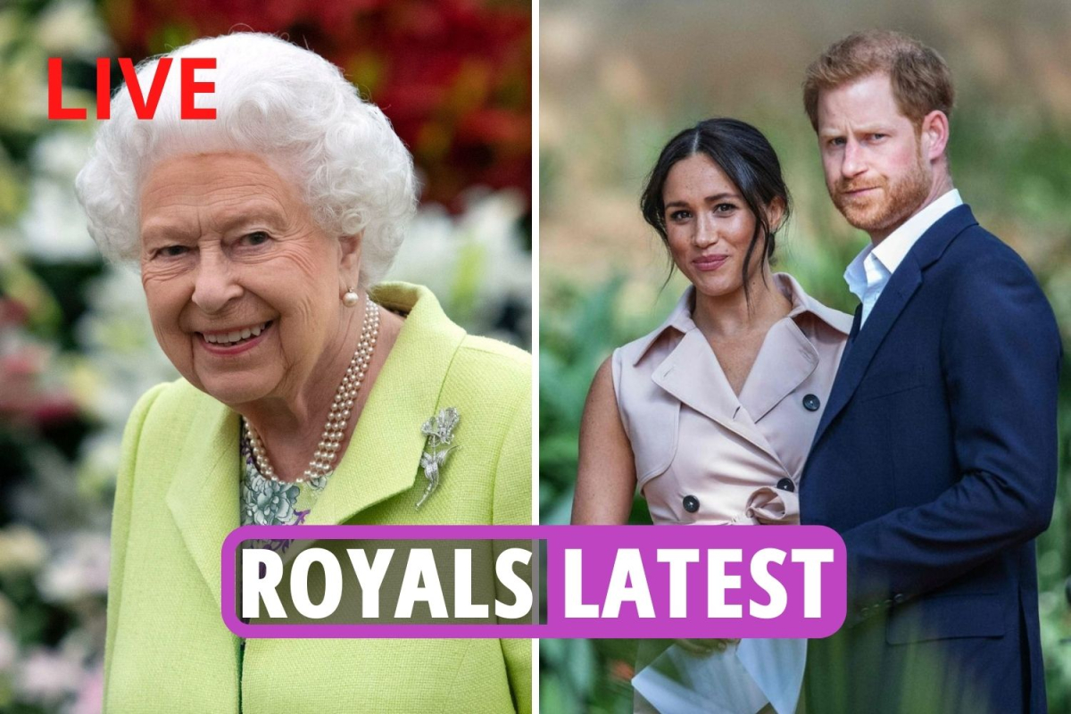 Royal Family news – Queen 'plots ultimate INSULT to Meghan & Harry by starving them of attention they desperately crave'