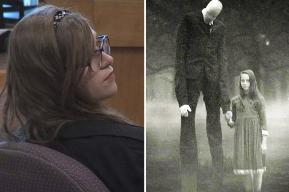 Slender Man stabber, 19, to be FREED from mental facility 7yrs after knife attack on girl pal to 'please' horror villain