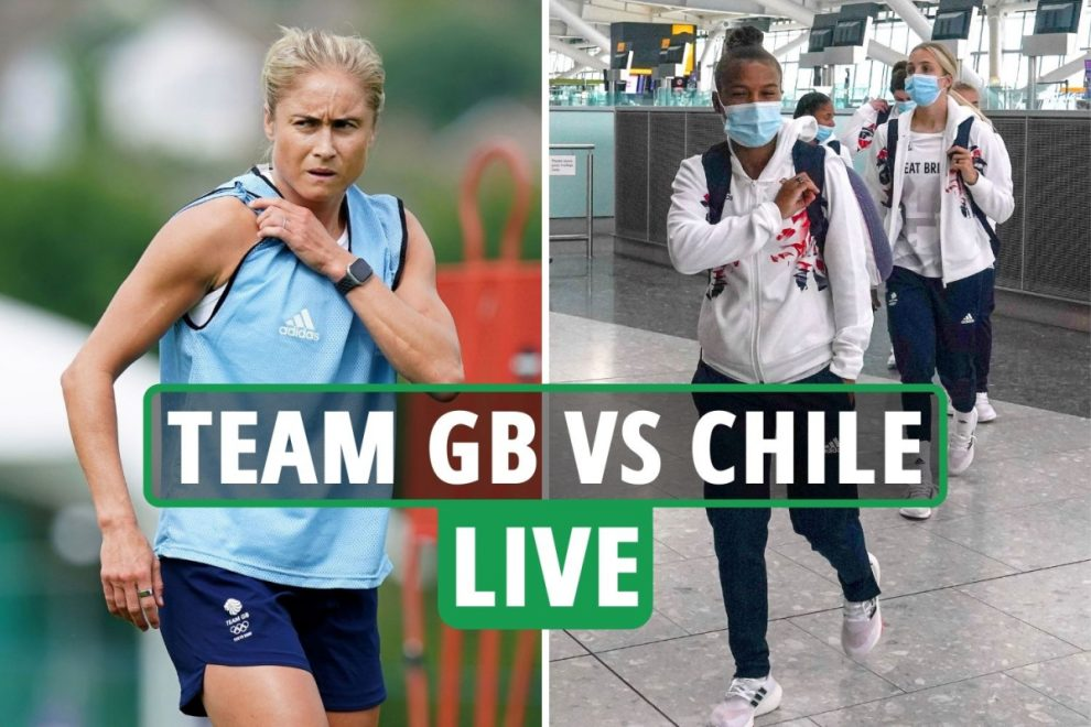 Team GB Women vs Chile Women LIVE: Stream FREE, TV channel, team news for huge Olympics Football clash – latest updates