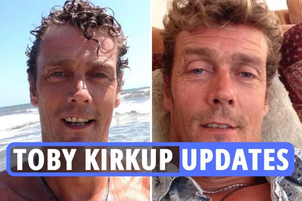 Toby Kirkup dead latest – Peaky Blinders and Emmerdale star, 48, dies HOURS after leaving hospital causing concern