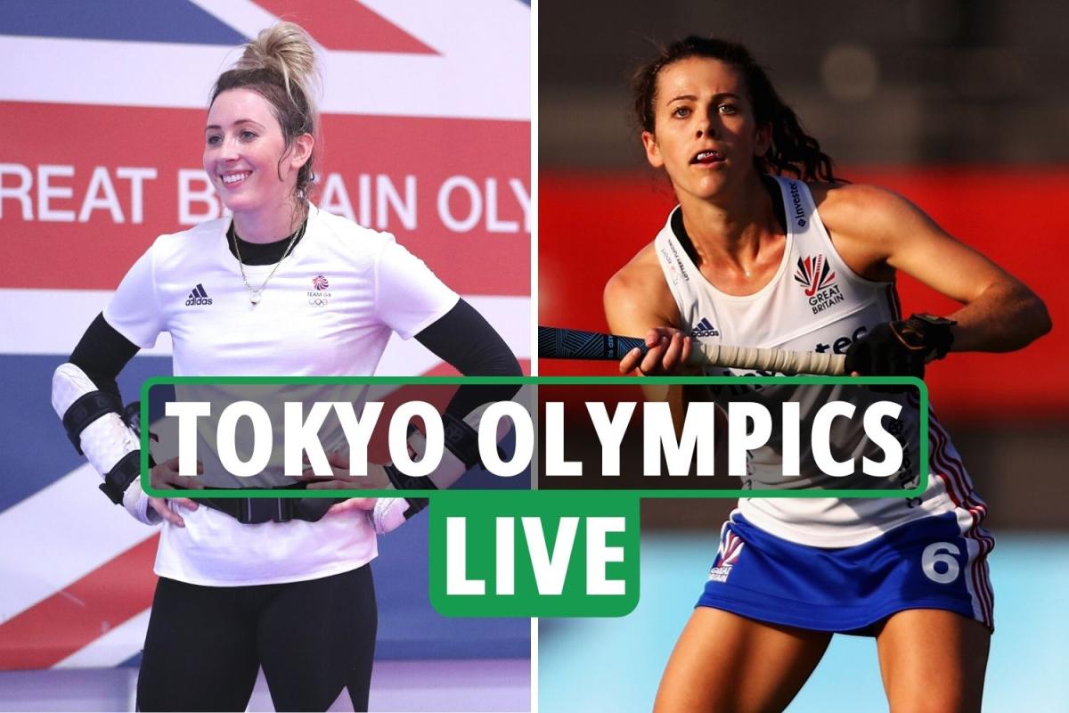 Tokyo 2020 Olympics Day 2 LIVE RESULTS: Team GB Women's Hockey vs Germany, Jade Jones updates – full schedule