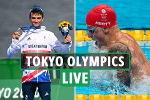 Tokyo Olympics 2020 Day 3 LIVE RESULTS: Adam Peaty WINS first Team GB gold, Alex Yee wins triathlon silver, rugby win