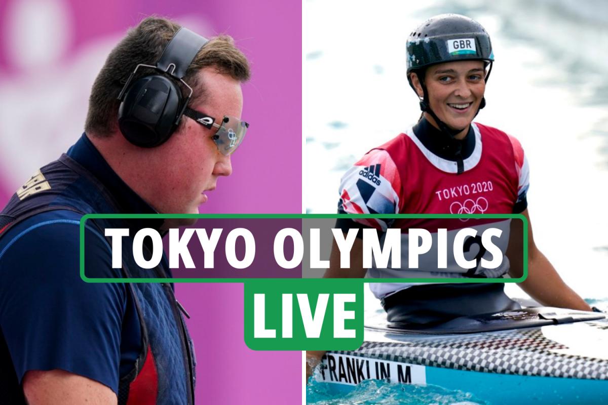 Tokyo Olympics Day 6 LIVE RESULTS: Team GB secure silver in canoe slalom & bronze, Biles latest, Frazer Clarke wins