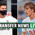 Tottenham CONFIRM Bryan Gil transfer, Cristiano Ronaldo set to STAY at Juventus, Dortmund 'sign Haaland replacement'
