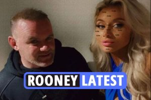 Wayne Rooney photos latest – Star calls POLICE after half-naked girls pose for pictures as he's passed out in hotel room
