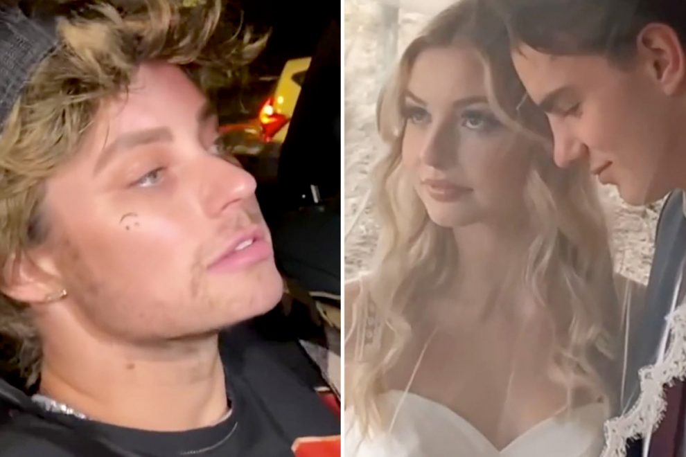 We're mortified by cringe things we've done to get guys' attention- one invented boyfriend & another staged fake WEDDING