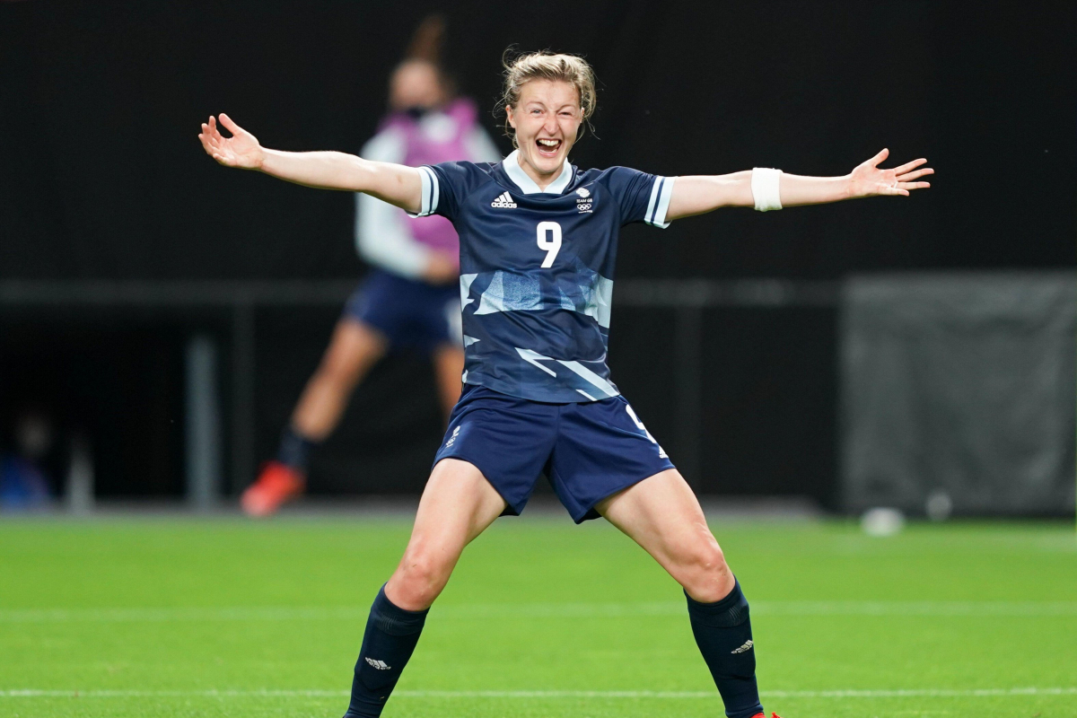 Why is there no Team GB men's football team but there is a women's team at Tokyo 2020 Olympics?