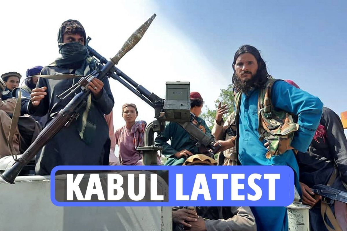 Afghanistan latest: Taliban 'to declare Islamic Emirate' from seized presidential palace after taking over capital Kabul