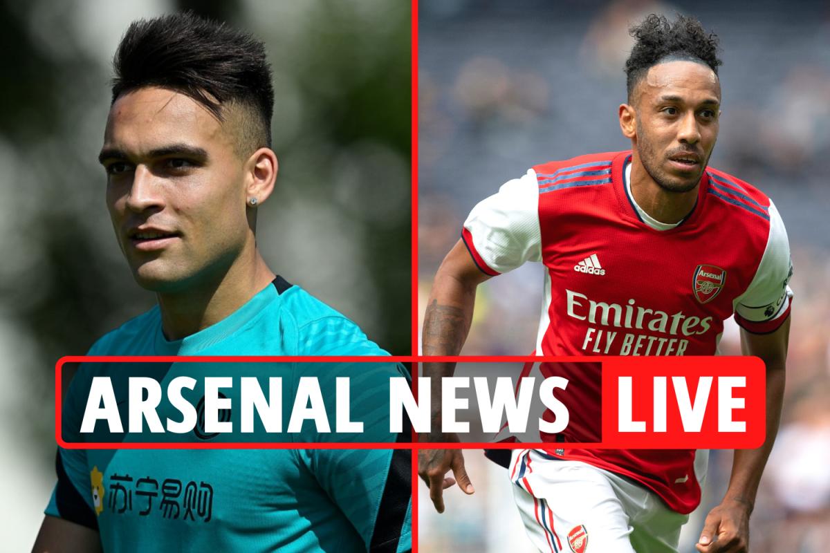 Arsenal transfer news LIVE: Lautaro Martinez BID, Aubameyang and Lacazette to Barca, Maddison preferred to Odegaard