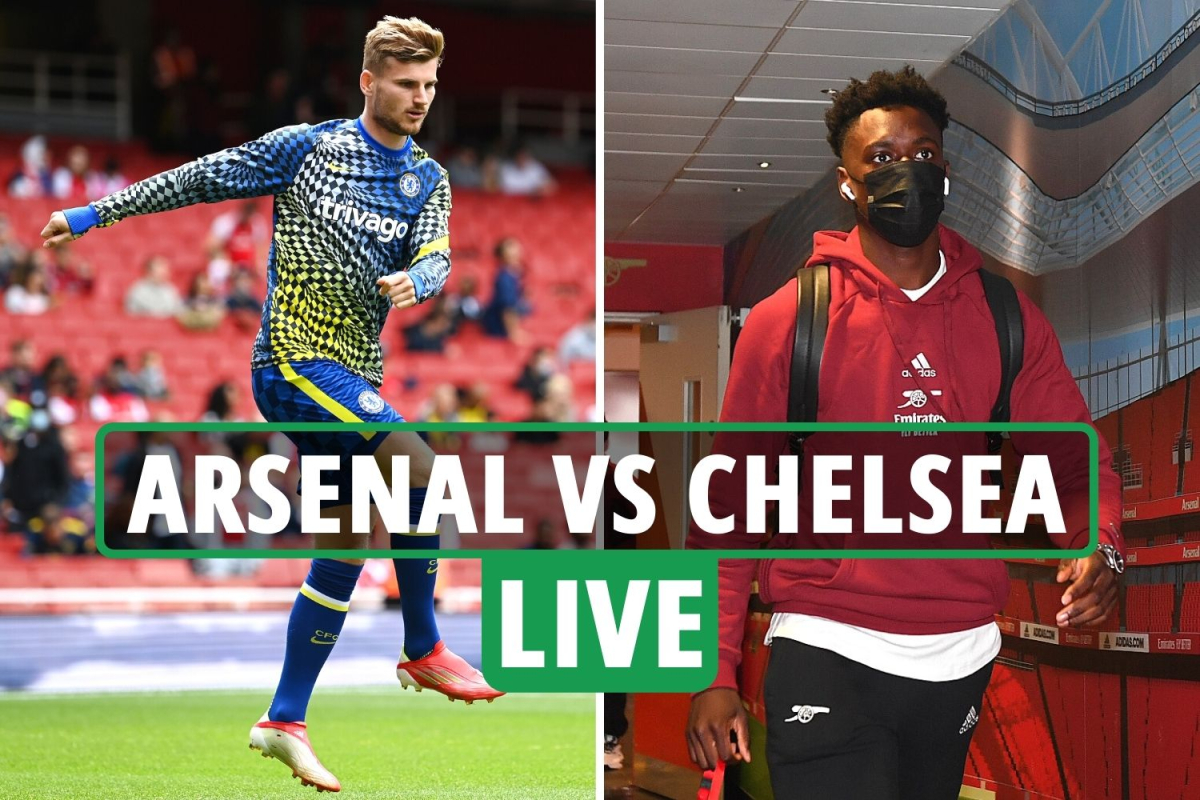 Arsenal vs Chelsea LIVE: Stream, TV channel, score, teams – London derby friendly latest updates