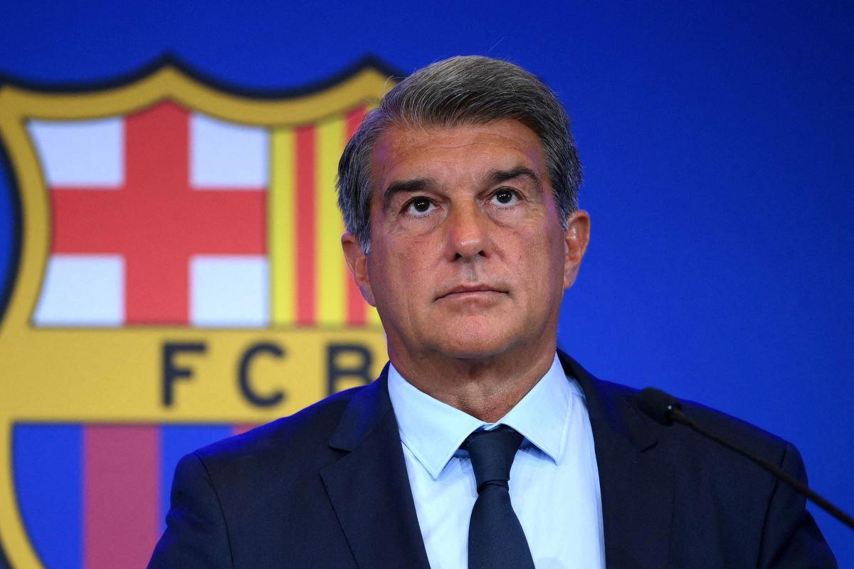 Barcelona boss Laporta reveals club's 'worrying' debt has risen to £1.15BILLION and they needed a loan just to pay wages
