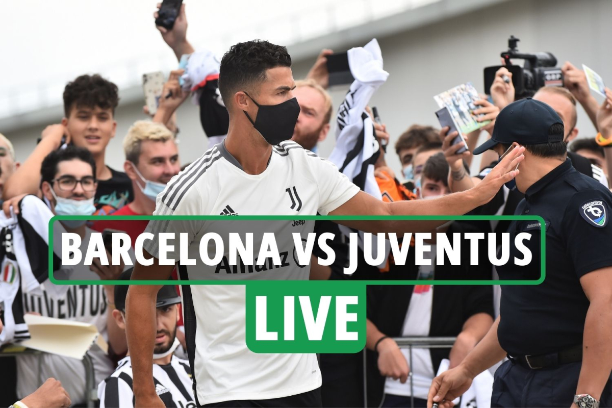 Barcelona vs Juventus LIVE: Stream, score, TV channel, UK time and team news – Joan Gamper Trophy latest updates