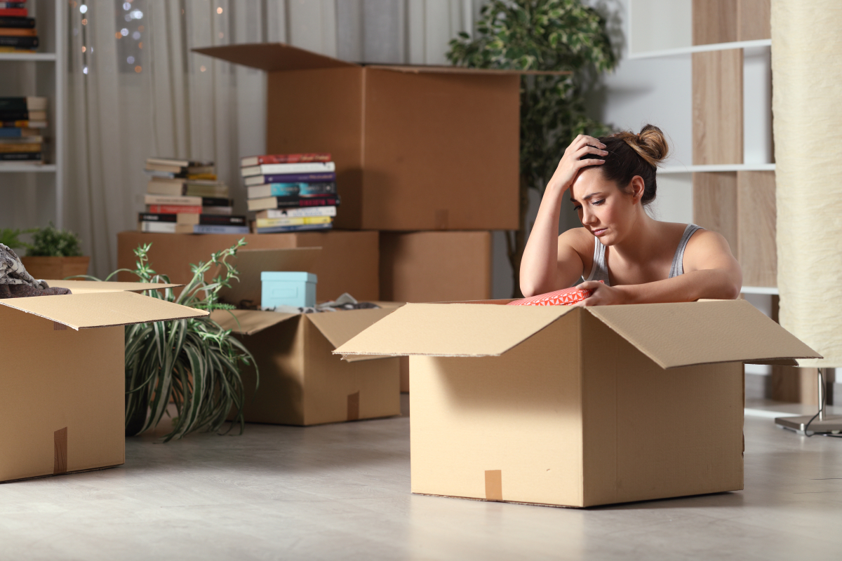 Brits reveal their biggest bugbears when it comes to moving home