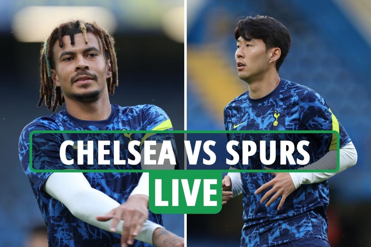 Chelsea vs Tottenham LIVE: Stream, TV channel, score and teams – London derby latest as Kante captains hosts